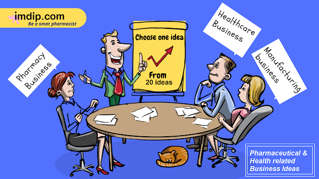 Pharmacy business ideas, Pharmacy related business ideas