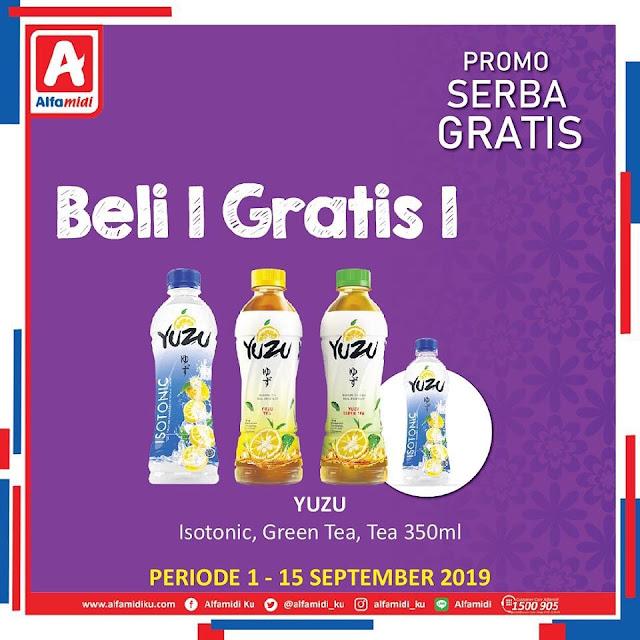 #Alfamidi - #Katalog #Promo Serba Gratis Periode 01 - 15 Sept 2019