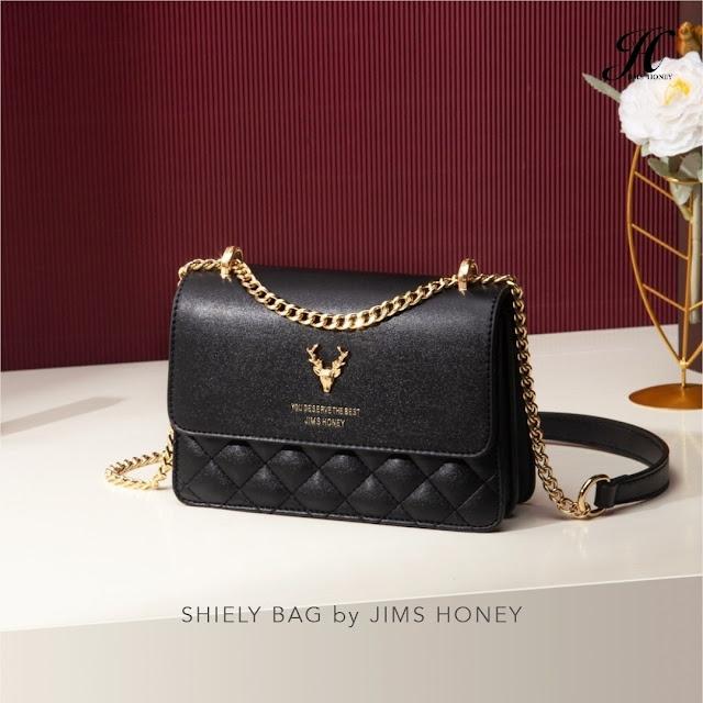 JIMS HONEY SHIELY BAG