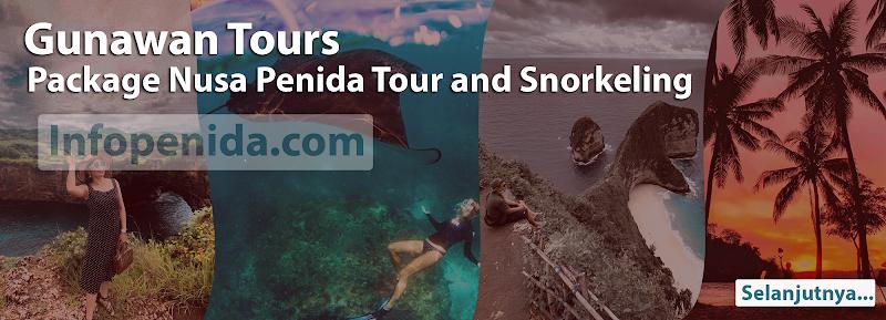 Package Nusa Penida Tour and Snorkeling - Info Nusa Penida
