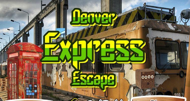 GelBold Denver Express Escape Walkthrough