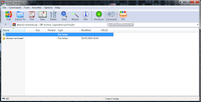 Cara Extract File Di Komputer