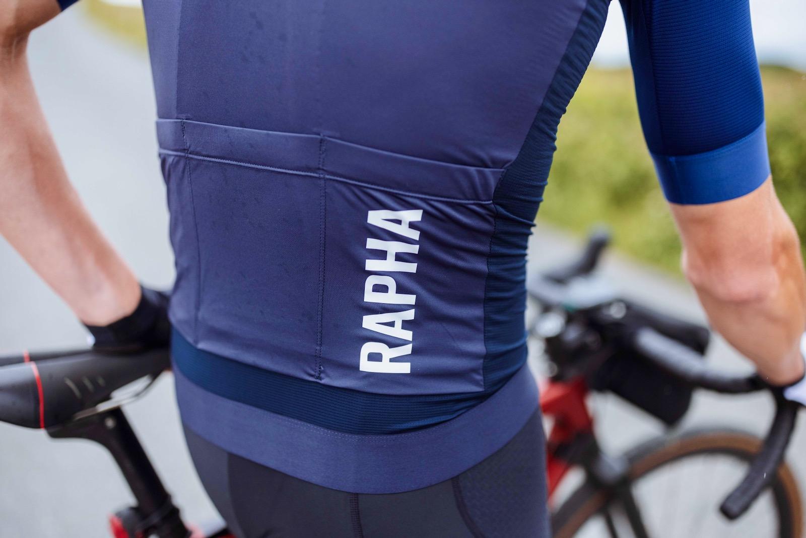 Tim Wiggins Rapha Pro Team Training Short Sleeve Jersey