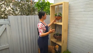 Frances Tophill planter