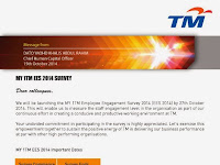 MY 1TM EES 2014 Survey