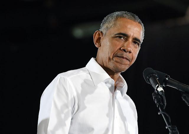 Cựu Tổng thống Barack Obama bất ngờ lên tiếng về vụ 'ghì chết người da màu'
