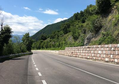 itinerari in moto veneto
