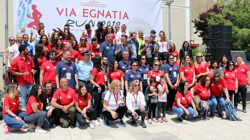 Αλεξανδρούπολη: Με επιτυχία και μεγάλη συμμετοχή το 4ο Via Egnatia Run
