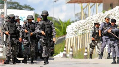 52 Tahanan Tewas dalam Kerusuhan di Penjara Brasil