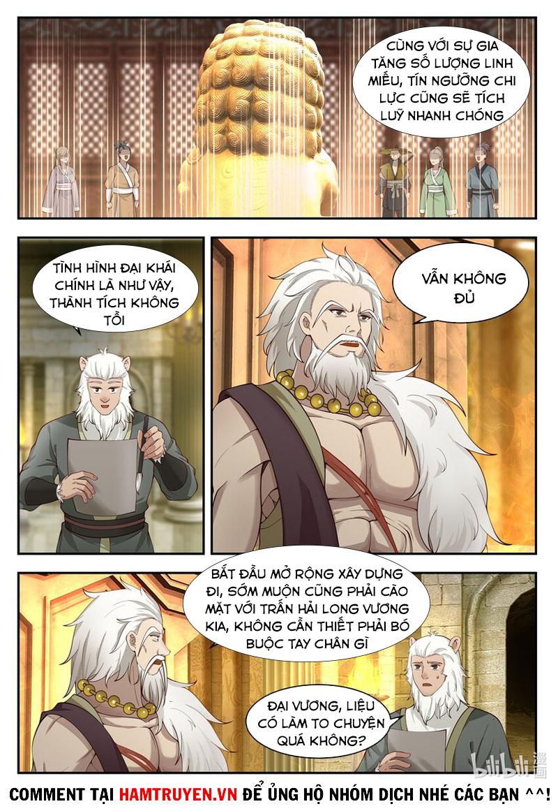 Thần Long Vương Tọa Chương 101 - Vcomic.net