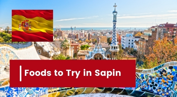 Top 10 best foods in your trip to Spain - Spain Cuisines