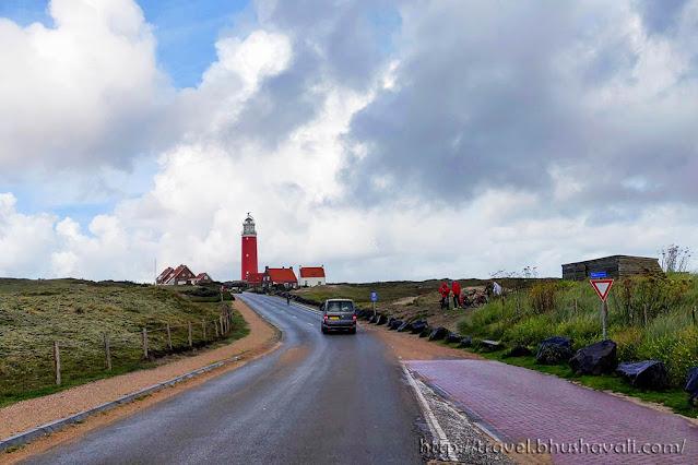 De Cocksdorp Vuurtoren Texel Island
