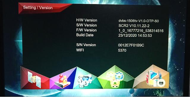 OPENSKY HD125T PLUS 1506TV 512 4M NEW SOFTWARE 23 DECEMBER 2020