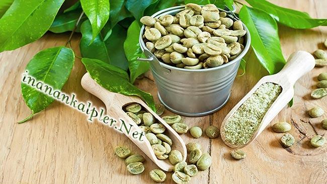 Yeşil Kahve Nedir, Yeşil Kahvenin Faydaları - inanankalpler.net
