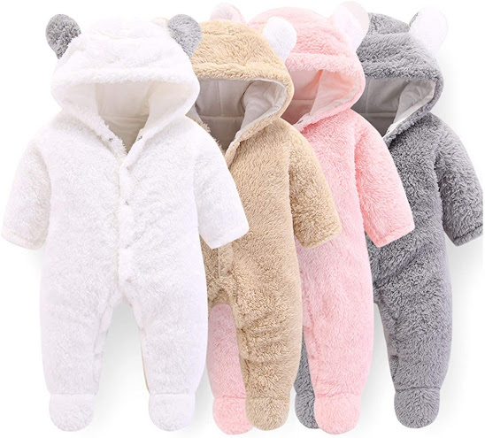 Cute and Funny Unisex Baby Clothes