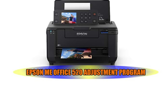 EPSON ME OFFICE 520 PRINTER ADJUSTMENT PROGRAM