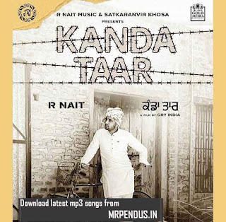 KANDA TAAR - R NAIT Mp3 Download free