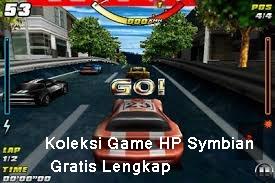 Koleksi Game HP Symbian Gratis Lengkap