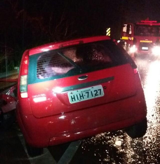 Bebê morre após colisão entre caminhão e carro na BR-010, no Maranhão