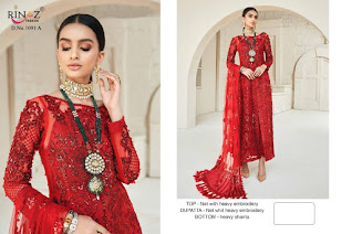 Rinaz Fashion Single Pakistani Piece Hit Collection In Wholesale Rate