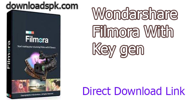 Wondarshare Filmora