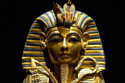 كنوز توت عنخ امون - مقتنيات توت عنخ امون - تاريخ فرعوني
