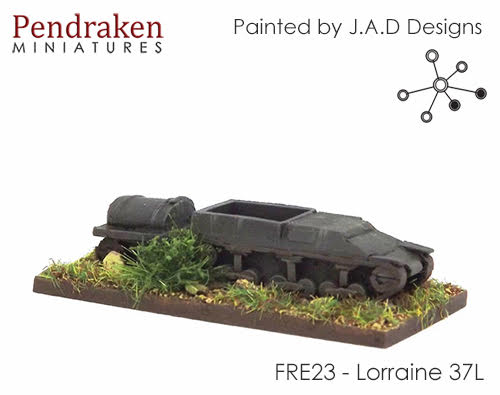 10mm Wargaming: WWII Website Photos Added from Pendraken