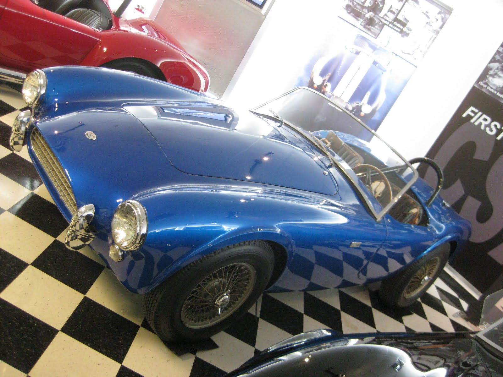 Las Vegas for the Car Enthusiast: 1 Factory, 2 Museums, 3 Laps ...