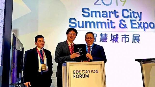 Wujudkan Smart Campus, UBL Jalin Kerja Sama dengan Taiwan