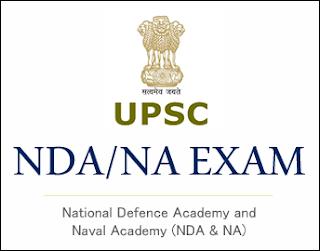 NDA & NA-II Exam 2019