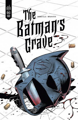 The Batman's grave BD comics CINEBLOGYWOOD