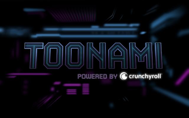Bloque Toonami regresa a América Latina con el apoyo de Crunchyroll