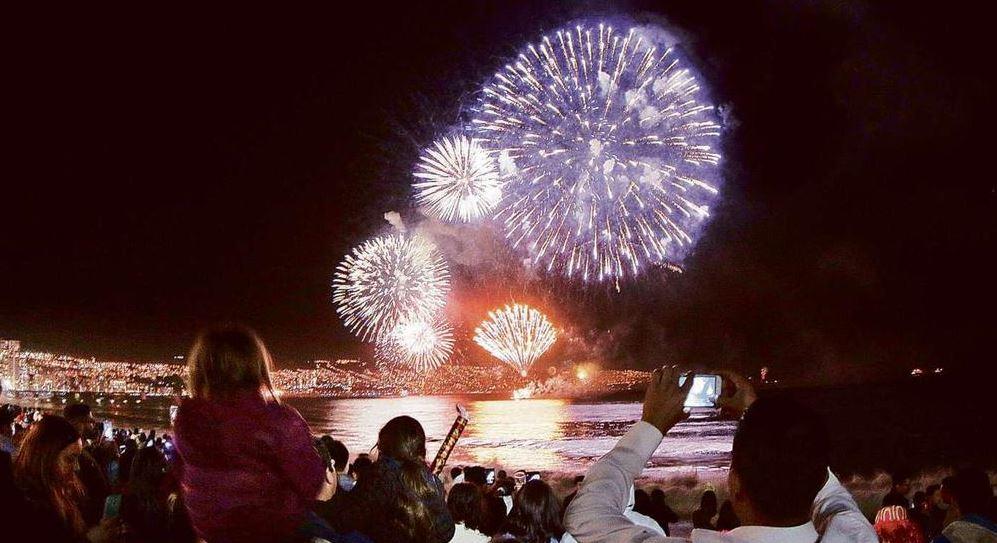 Municipio porteño confirma que hará la celebración de Año Nuevo en el Mar