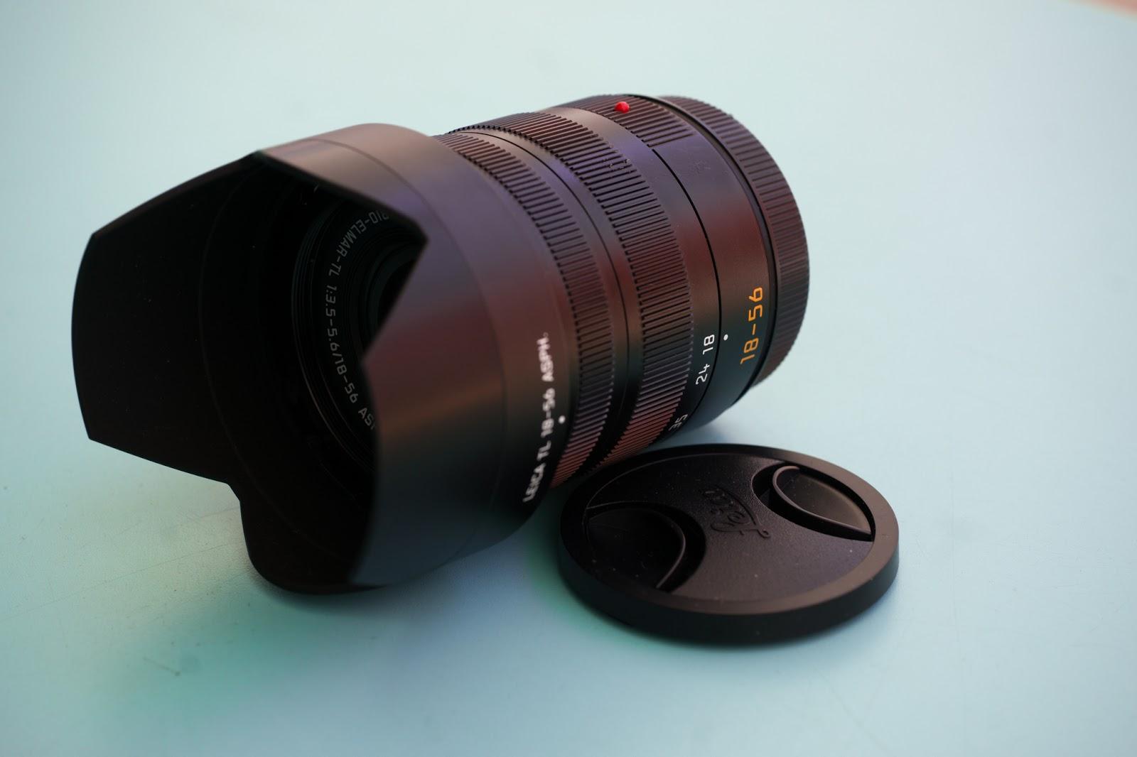 Объектив 18-56mm