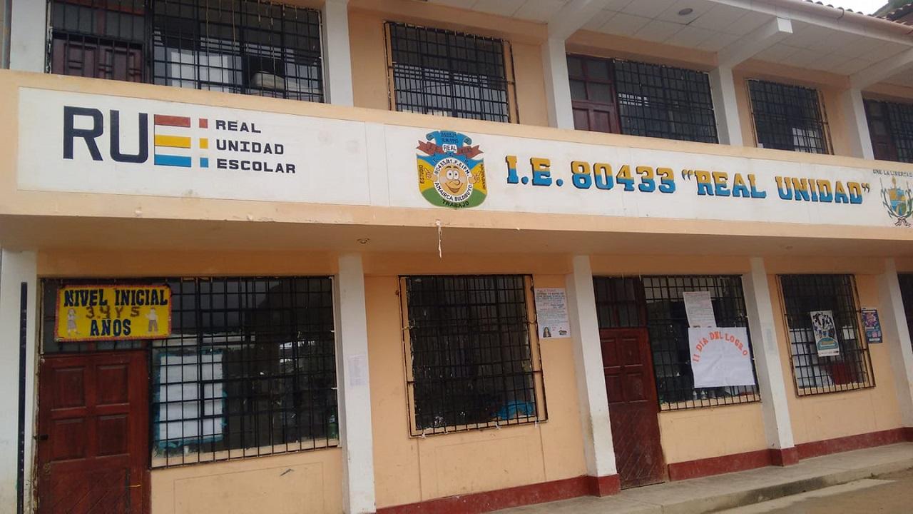 Escuela 80433 - Amairca