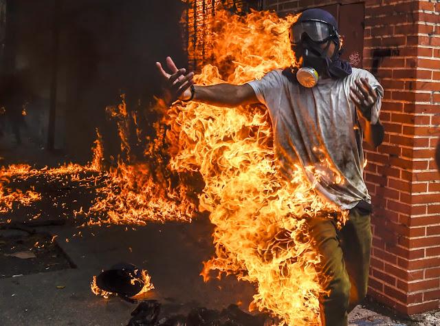Venezuela: entre whisky y cohabitaciones