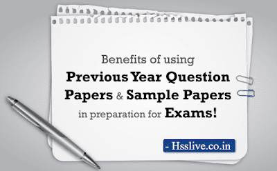 Hsslive Plus Two (+2) Geography Previous Year Chapter Wise Question Papers and Answers