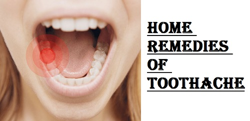 Home remedies of toothache