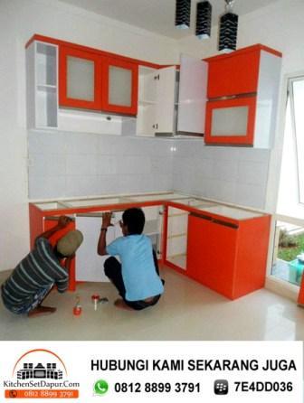 Pembuatan kitchen set di cimanggu bogor, sentul, cibinong, bojong gede