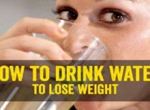 Here Is How to Drink Water to Lose Weight. You Will Be Surprised with the Results!