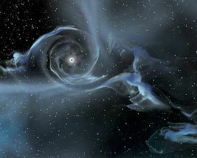 How astronomers discovered such a small black hole?