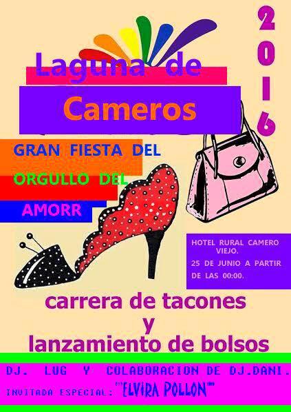 """- Sábado, 25 de Junio - - Laguna de Cameros - - Hotel Rural Camero Viejo - - """"Fiesta del Amor"""" -"""