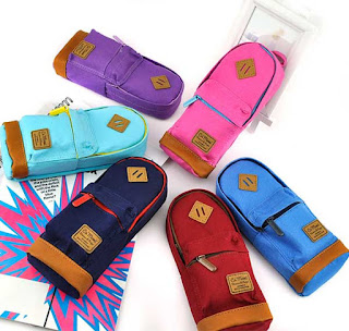 backpack pencil pouches at CoolPencilCase.com