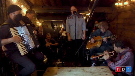 The Hold Steady: Tiny Desk (Home) Concert