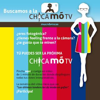 CHICA+MO+TV La chica Mó y las gafas más fashion. NEWS - LO MAS NUEVO