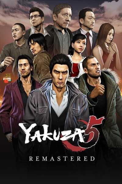 โหลดเกมส์ [Pc] Yakuza 5 Remastered
