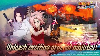 Slugfest Adalah game dengan kualitas yang sangat baik Download Game Naruto: Slugfest RPG Apk English For Android [CBT 2]