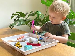 Hand-on tasks montessori