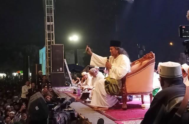 Muwafiq Sebut Kentut tak Batalkan Shalat