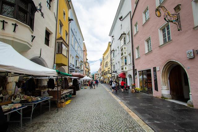 Via della città vecchia-Vipiteno